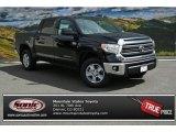 2014 Black Toyota Tundra SR5 Crewmax 4x4 #85803994