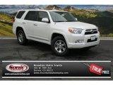 2013 Blizzard White Pearl Toyota 4Runner SR5 4x4 #85803985