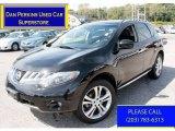 2009 Super Black Nissan Murano LE AWD #85803982