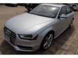 2014 Audi S4 Ice Silver Metallic