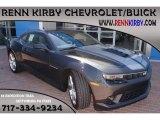 2014 Ashen Gray Metallic Chevrolet Camaro SS/RS Coupe #85804462