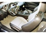2014 Chevrolet Camaro SS/RS Coupe Gray Interior