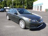 2013 Hematite Metallic Honda Accord EX-L Sedan #85804546