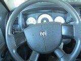 2010 Dodge Dakota ST Extended Cab Steering Wheel