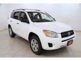 2011 Super White Toyota RAV4 I4 4WD #85854363