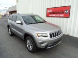 2014 Billet Silver Metallic Jeep Grand Cherokee Limited 4x4 #85854535