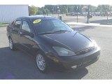 2003 Pitch Black Ford Focus ZTS Sedan #85854534