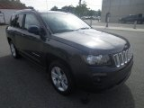 2014 Maximum Steel Metallic Jeep Compass Latitude #85854532