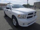 2014 Bright White Ram 1500 Express Quad Cab 4x4 #85854526