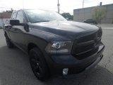 2014 Black Ram 1500 Express Quad Cab 4x4 #85854525