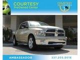 2011 White Gold Dodge Ram 1500 SLT Crew Cab #85854349