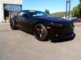 2014 Black Chevrolet Camaro SS/RS Coupe #85854065