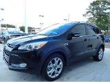 2014 Tuxedo Black Ford Escape Titanium 2.0L EcoBoost #85854138