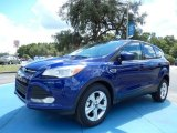 2014 Deep Impact Blue Ford Escape SE 1.6L EcoBoost #85854134