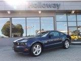 2011 Kona Blue Metallic Ford Mustang GT Premium Coupe #85854506