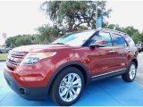 2014 Ford Explorer Sunset