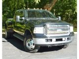 2005 Black Ford F350 Super Duty XLT Crew Cab 4x4 Dually #85854418