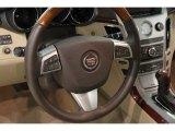 2009 Cadillac CTS 4 AWD Sedan Steering Wheel