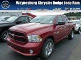 2014 Deep Cherry Red Crystal Pearl Ram 1500 Express Quad Cab 4x4 #85854247