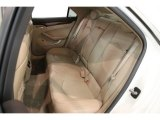 2009 Cadillac CTS 4 AWD Sedan Rear Seat