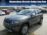 2014 Granite Crystal Metallic Jeep Grand Cherokee Limited 4x4 #85854245