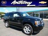 2014 Black Chevrolet Tahoe LTZ 4x4 #85854498