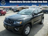 2014 Black Forest Green Pearl Jeep Grand Cherokee Laredo 4x4 #85854244