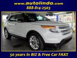 2011 White Suede Ford Explorer XLT #85853844
