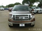 2012 Golden Bronze Metallic Ford F150 Lariat SuperCrew #85854098