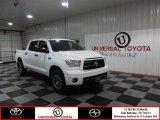 2010 Super White Toyota Tundra TRD Rock Warrior CrewMax 4x4 #85854091
