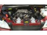 2001 Chevrolet Venture Engines