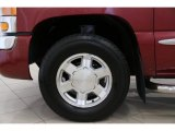 GMC Sierra 1500 2004 Wheels and Tires