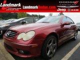 2005 Mercedes-Benz CLK 500 Coupe
