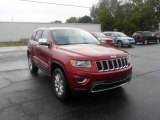 2014 Deep Cherry Red Crystal Pearl Jeep Grand Cherokee Limited 4x4 #85907941