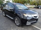 2011 Crystal Black Pearl Acura MDX Advance #85907937