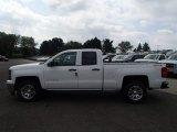2014 Summit White Chevrolet Silverado 1500 LT Double Cab 4x4 #85907932