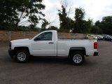 2014 Summit White Chevrolet Silverado 1500 WT Regular Cab 4x4 #85907928