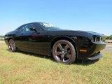2013 Pitch Black Dodge Challenger Rallye Redline #85907513