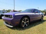 Plum Crazy Pearl Dodge Challenger in 2013