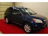 2009 Royal Blue Pearl Honda CR-V EX 4WD #85907404