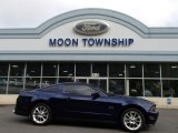 2011 Kona Blue Metallic Ford Mustang GT Premium Coupe #85907503