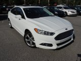 2013 Oxford White Ford Fusion SE 2.0 EcoBoost #85907604
