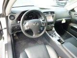 2013 Lexus IS Interiors