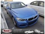 2013 Estoril Blue BMW 3 Series 335i Sedan #85907587