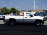 2014 Summit White Chevrolet Silverado 1500 WT Regular Cab #85907366