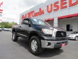 2008 Black Toyota Tundra TRD Regular Cab #85907274