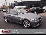 2011 Space Gray Metallic BMW 3 Series 335i Coupe #85907580