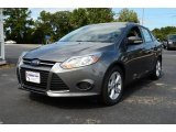 2014 Sterling Gray Ford Focus SE Sedan #85907705