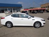 2013 Snow White Pearl Kia Optima LX #85907363
