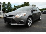 2014 Sterling Gray Ford Focus SE Sedan #85907700